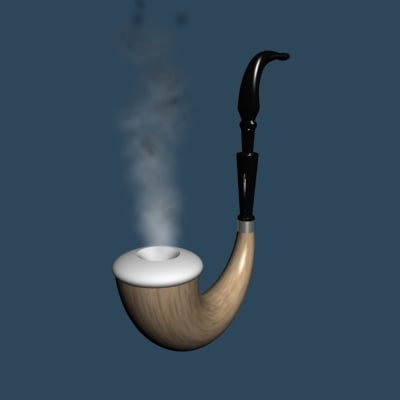 Calabash Smoking Pipe