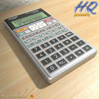 3d model calculator 00