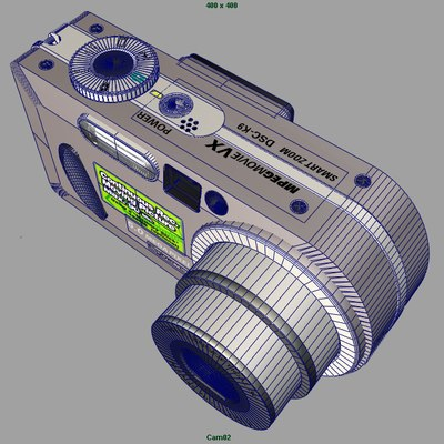 digital camera ma - Canocam Camera... by browndogger