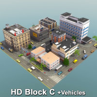 HD Block-C Vehicles