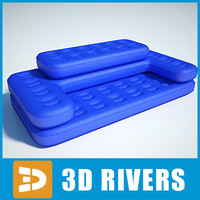 Air bed 02 by 3DRivers