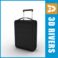 Suitcase 01 by 3DRivers