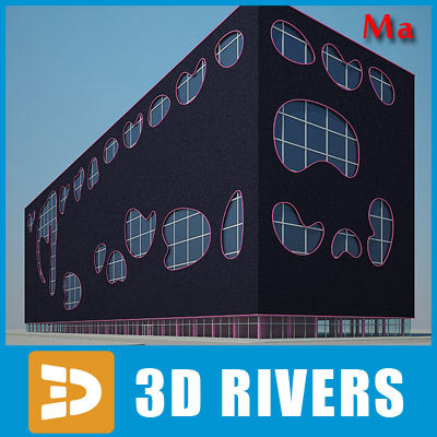 3ds max building house 11 - House 11 v1 by 3DRivers... by 3DRivers
