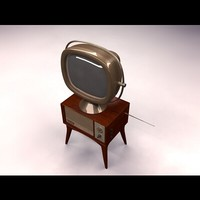 Philco Tandem Predicta TV Set