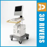 Ultrasound scanner by 3DRivers