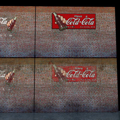 How to create a brick wall in 3ds max