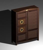 furniture la 3d max