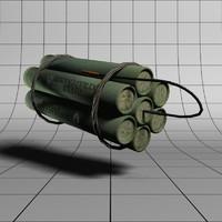 Dynamite explosive