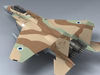 3d model f-15i raam