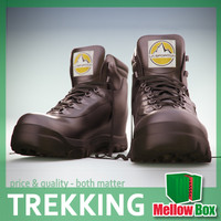 La Sportiva trekking shoes