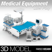 Medical_Equipment_LOW-POLY