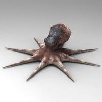 3ds max octopus