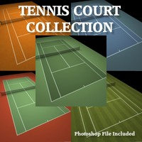 Tennis Court Collection