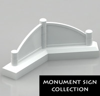 Monument Sign Collection 2