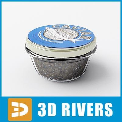 3ds beluga caviar