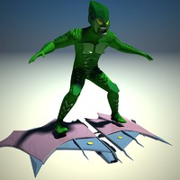 Green Goblin by dddfantast