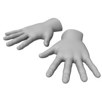 obj hands