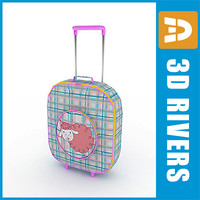 Kids suitcase by 3DRivers