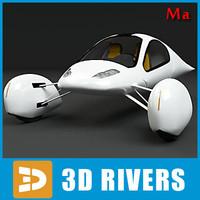 Aptera v1 by 3DRivers