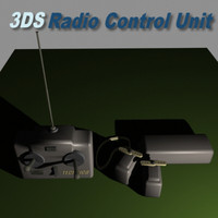 radio control unit 3ds