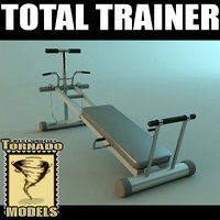 max total trainer machine
