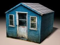 Weathered Shack