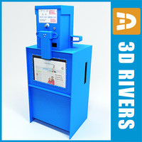 newspaper vending machine 3ds