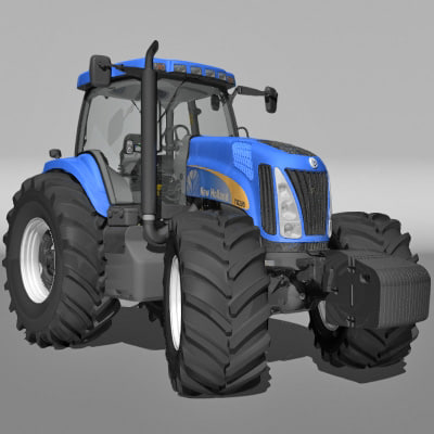 tractor lwo - New Holland TG 285.zip... by IPF