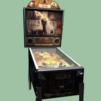 Pinball machine Addams Family