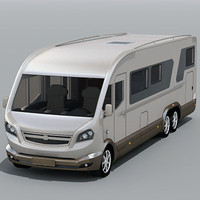 Motor home bus