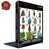 maya conifer vol1