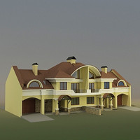 3ds max houses