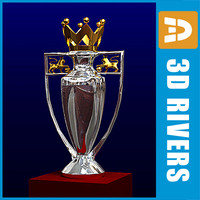 premier league trophy 3ds