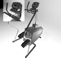 3d stairmaster use