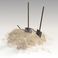 spade sand 3ds