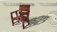 3ds chair poland