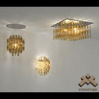 axo aura lamps 3d 3ds