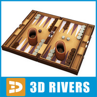 Backgammon by 3DRivers