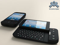 htc Dream Google Android phone