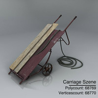c4d old carriage boards