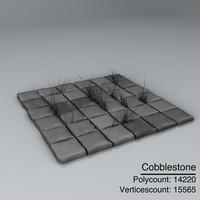 cobblestone.c4d.zip