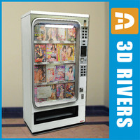 Magazine vending machine by 3DRivers