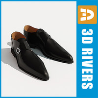 3ds max winklepickers shoes