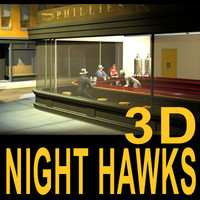 Night Hawks 01