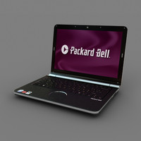 Packard Bell Easynote RS notebook