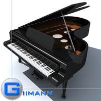 3D Grand Piano.zip