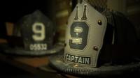 fireman helmet 3d model