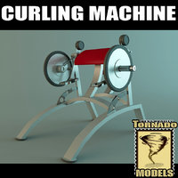 Curling Machine