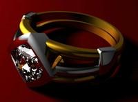 Elizabeth gold ring