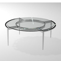 3d model of cortona table